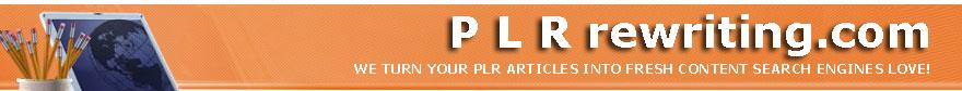 PLR rewriting banner